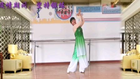 汉中镇巴英姐演示巜再唱洪湖水》