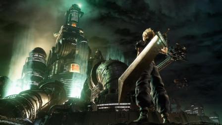 【肯尼】直播回顾 最终幻想7重制版 Day6 P1