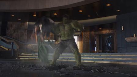 洛基:我可是神,绿巨人:好弱的神!蓝光画质丝般顺滑