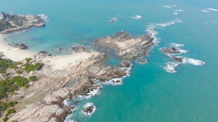 海南文昌木兰湾,一片从未开发的海湾,美到让人窒息!