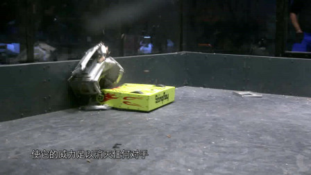 俄罗斯小伙战斗十余年,爱好和平,却带来了一个致命机器人!