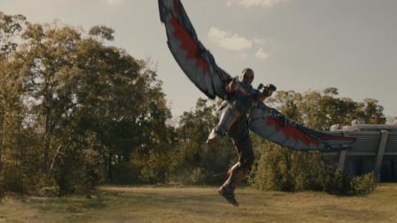 会缩小的蚁人大战会飞的猎鹰,谁能更胜一筹,蓝光画质丝般顺滑