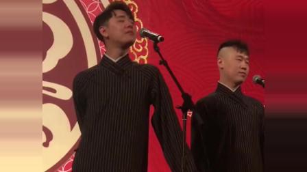 观众合唱《探清水河》,二爷台上眼含热泪,好心疼!
