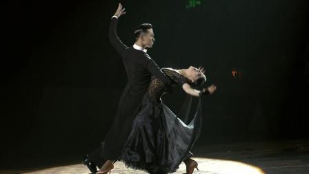 唯美摩登舞,柔美的舞蹈,就像翩翩仙子