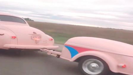 行车记录仪,这么苏的车,你想要吗?