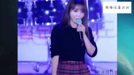 商演女王洪真英,在台上的这段表演,笑容太撩了!