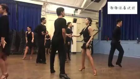 中国拉丁舞冠军训练,优秀不是没道理的