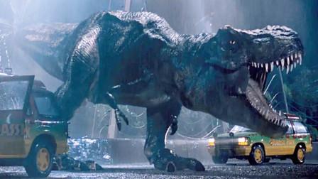 科学家研究远古蚊子,不料竟复活巨型恐龙,这下麻烦大了!