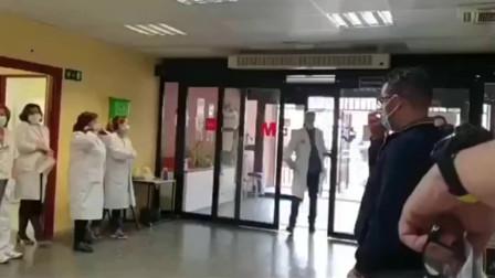 西班牙疫情不断暴增,华人医生朋友发来,这就是现在的西班牙