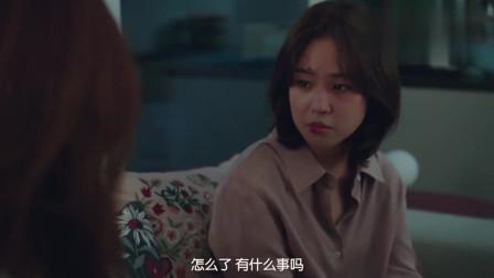 韩剧夫妻的世界:家暴女回归顺势博得小三同情,取到其承认婚外情证词!