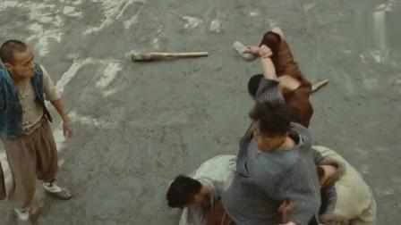 杀生黄渤真难缠,被人丢那么远,竟还能找回来