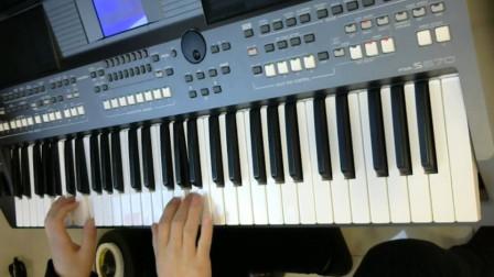 电子琴(星星点灯)雅马哈PSR975 电子琴交流 电子琴教学