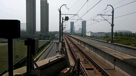 上海地铁11号线 1168号车迪士尼方向 光明路出站