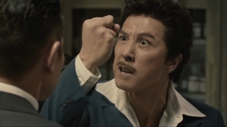 从小弟做到大哥,他废了一条腿,甄子丹刘德华主演电影《追龙》