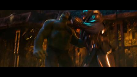 绿巨人不是越愤怒越强大吗?为啥遇上灭霸被打得不敢出来?