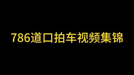 786道口拍车视频集锦