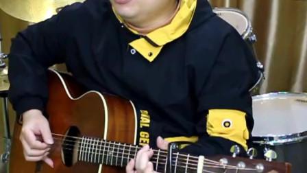 火红的萨日朗吉他弹唱