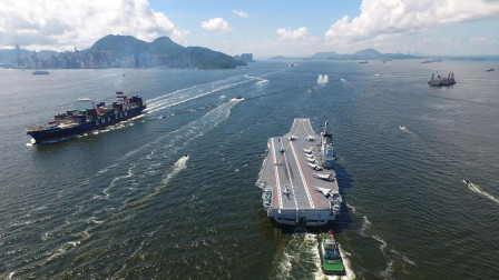 美海军上将:中国到底要造多少艘航母?专家回复:够用就行