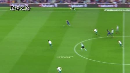 足球欣赏丨面对梅西的精彩扑救