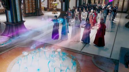 三界最强阵法启动,虚空中诞生一人,现身那一刻惊艳全场!
