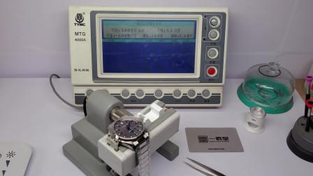 机械表检测校表仪参数看不懂?一表堂堂的阿堂帮你秒变专家!