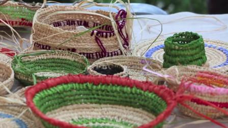 手工编织篮的制作,喜欢的小伙伴赶紧动手试试吧