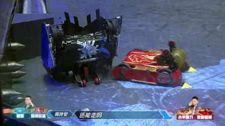 铁甲雄心2:战队2V2,强强对决,杨迪战队能否成功逆袭?
