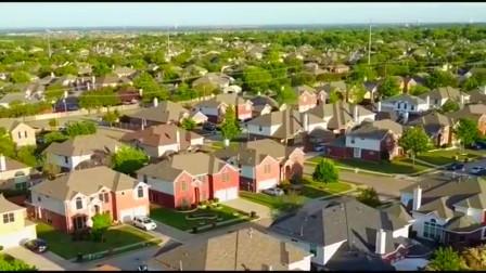 疫情下的美国农村,已经五十万了,街上空无人烟