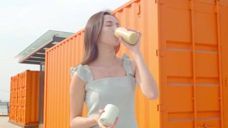 【艾美特】高颜值便携式无线榨汁机