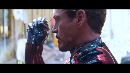 钢铁侠最强纳米战甲,一出场我懵了,还可以这样玩?