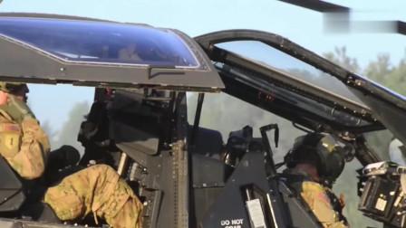 透露AH-64E阿帕奇直升机