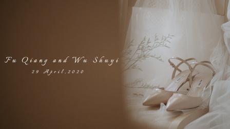 【气宗工作室】200429 Mr.Fu & Ms.Wu Wedding