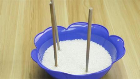 在大米里插2根筷子,一般人不知道有啥作用,聪明人早就跟着做了