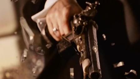 枪手的最高境界,让子弹拐弯!