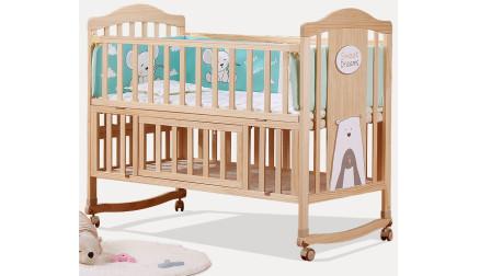 A1婴儿床安装视频