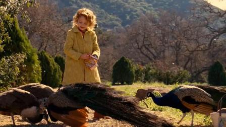 女孩从小喜欢动物,土豪爸为满足她小心愿,竟直接买下一座动物园