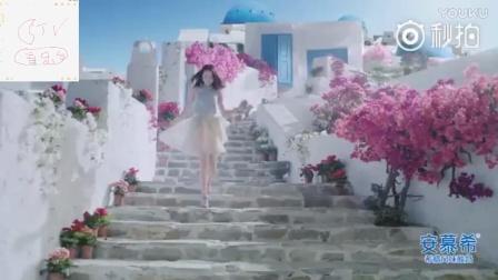 中国电视音乐台播放外星小子哆布哆前的广告。