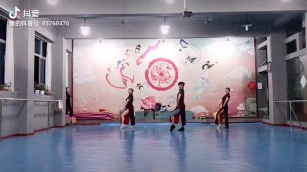 上海谣,旗袍舞