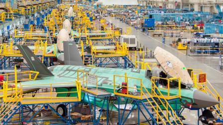 无视疫情爆发,日本F35生产线提速三班倒,美国为什么这么着急?