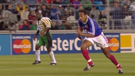 亨利究竟有多强,看他在世界杯的表现就知道了,太逆天了