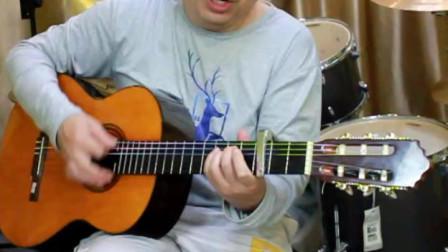 逃爱吉他弹唱高进神曲