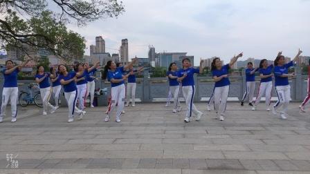 会昌麻州广场舞(对面的小姐姐)团队版