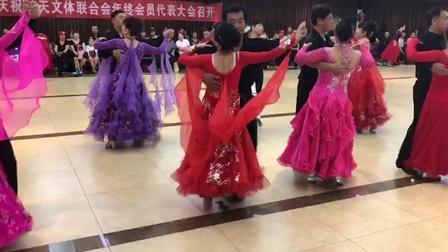 北京万达新梅交谊舞队:集体华尔兹