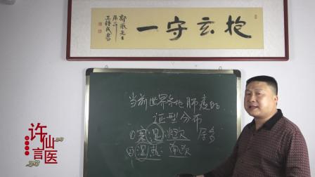 许仙言医:当前世界各地新冠肺炎的症型分布