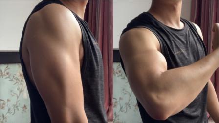 如何在卧室练粗手臂(肱三头肌锻炼,实用动作分享)