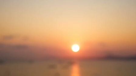 夕阳西下,整装再发。