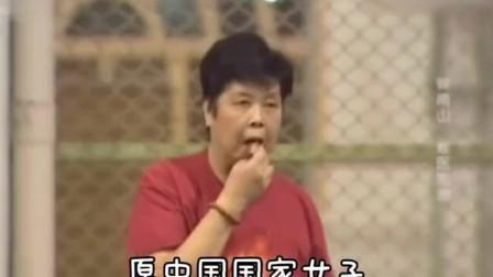 2005钟南山打篮球赛,太太李少芬当裁判,真是充满活力!