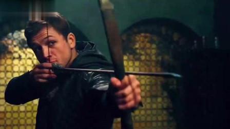 这弓箭愣是让你玩出了半自动步枪的感觉!