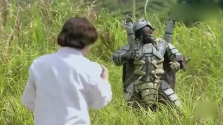 巨神战击队:宋北山发现南湖会长和宋二力试验战击王的威力!