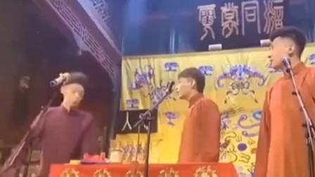 秦霄贤和尚九熙成功地把何九华给气跑了,两人这默契太让人妒忌了